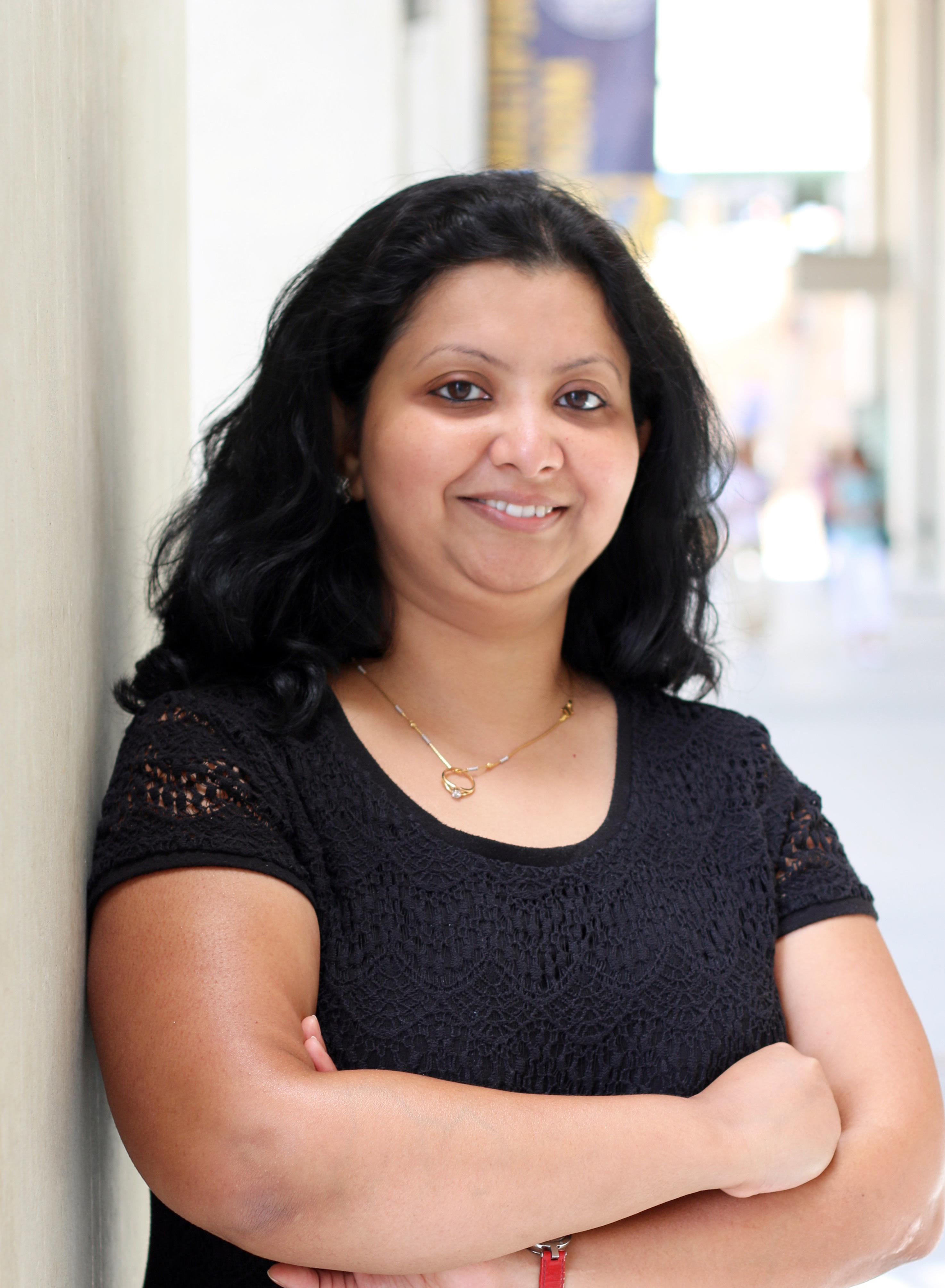 Sudipta Das, Ph.D. – Co-Vice Chair of External Relations and Finance
