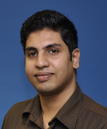 Abhilash Kizhakke Puliyakote, Ph.D. - Co-Vice Chair of Career Development Programs