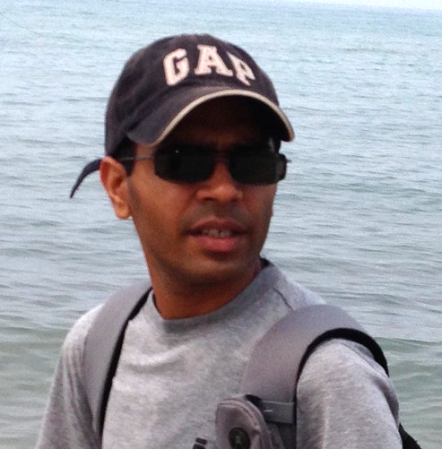 Nimish Khanna, PhD - Co-Vice Chair of Community Engagement (2015)