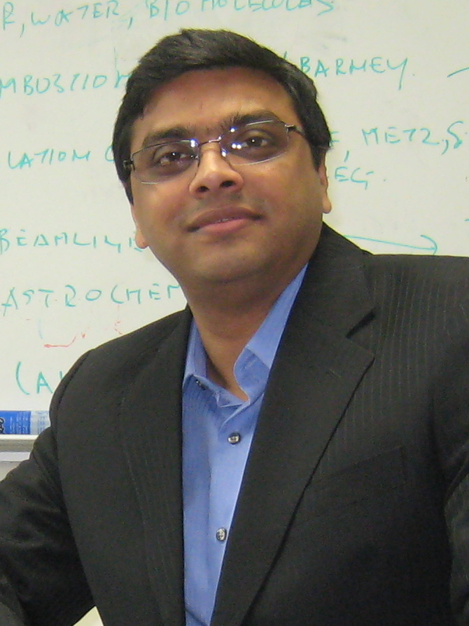 Subrata Chakraborty, Ph.D. - Committee on Sustainability
